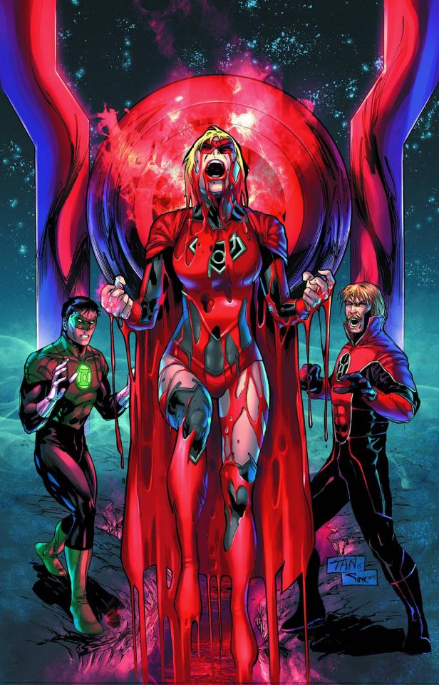 Green Lantern: Red Lanterns #28