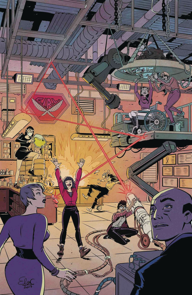 The Unstoppable Wasp #8