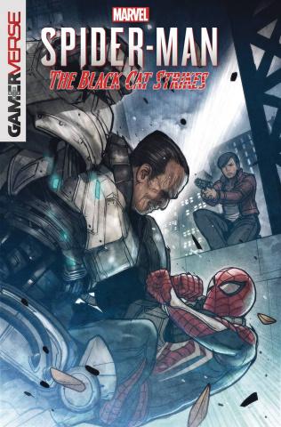 Spider-Man: The Black Cat Strikes #4