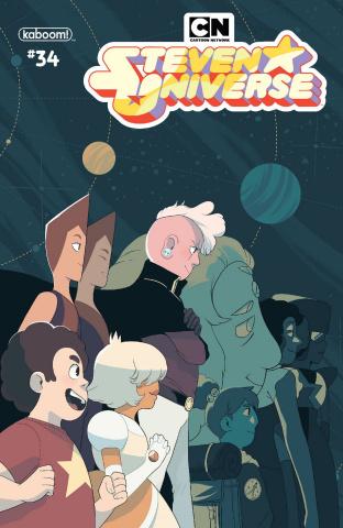 Steven Universe #34 (Preorder Chau Cover)