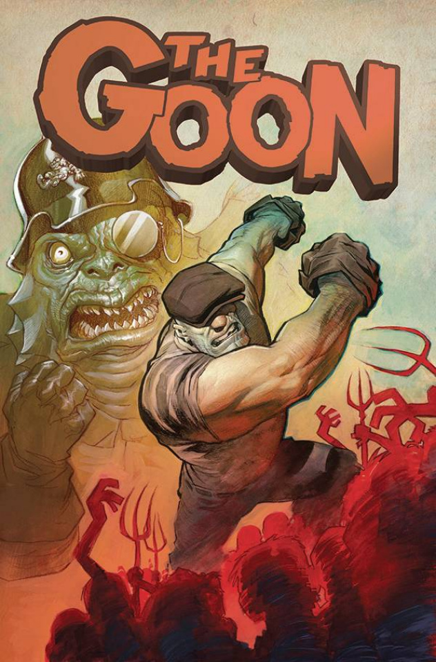 The Goon #11 (Powell Cover)
