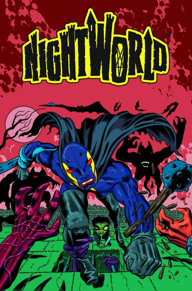 Nightworld #1