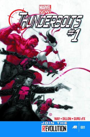 Thunderbolts #1 (2nd Printing)