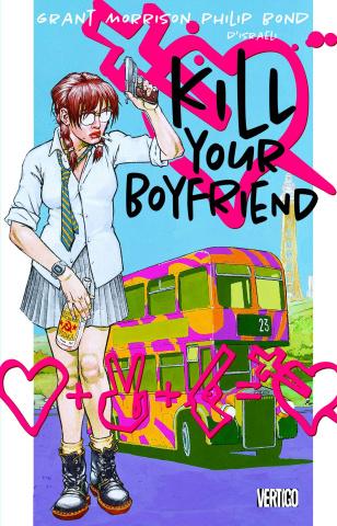 Kill Your Boyfriend (Vinamarama Deluxe Edition)