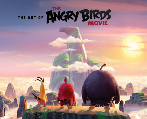 The Art of The Angry Birds Movie