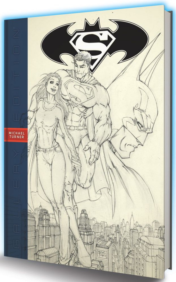 Superman/Batman: The Michael Turner Gallery Edition