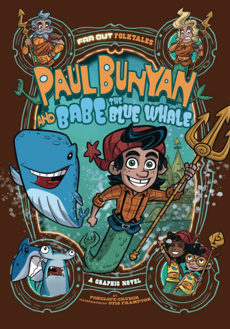 Paul Bunyan and Babe the Blue Whale
