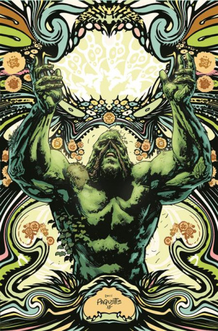 Swamp Thing: The New 52 (Omnibus)