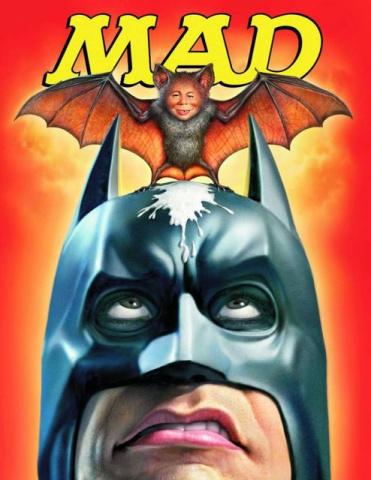 MAD Presents Batman #1