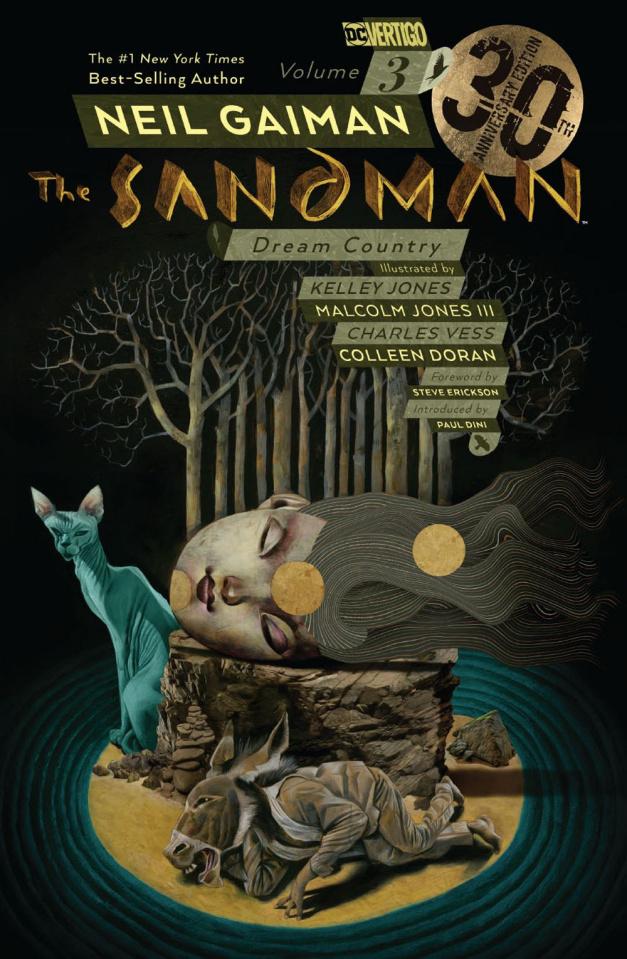 The Sandman Vol. 3: Dream Country (30th Anniversary Edition)