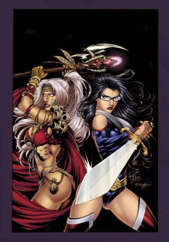 Grimm Fairy Tales #96 (Rei Cover)