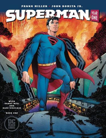 Superman: Year One #1 (2nd Printing)