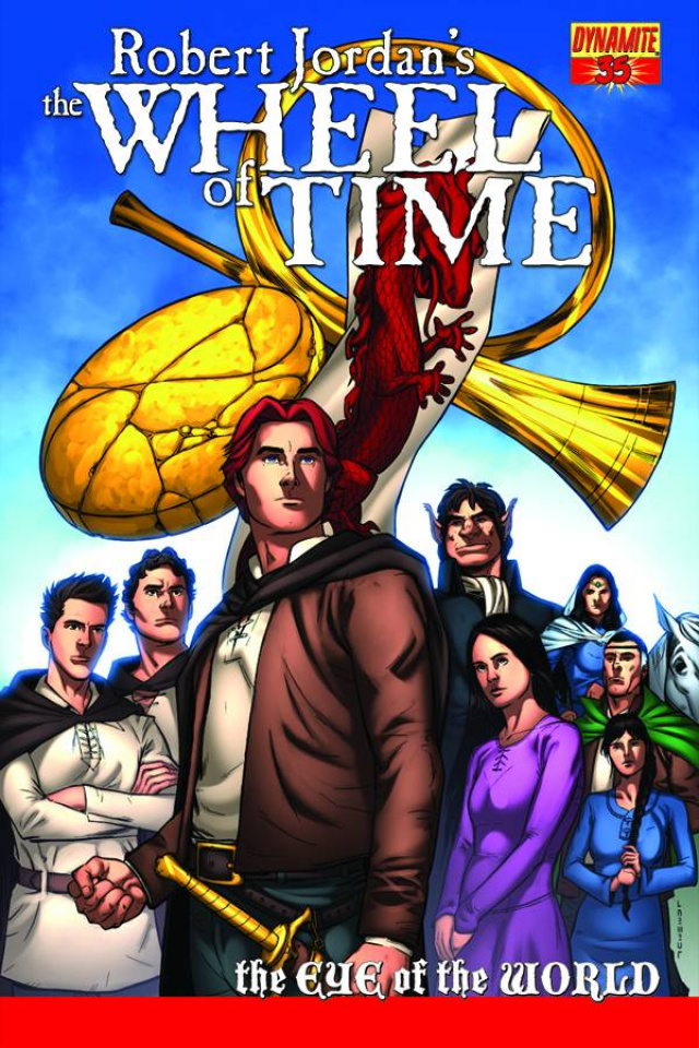 The Wheel of Time: Eye of the World #35