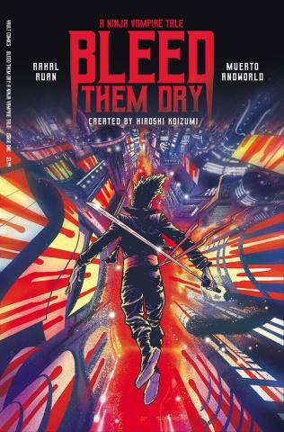 Bleed Them Dry #1 (Gorham Cover)