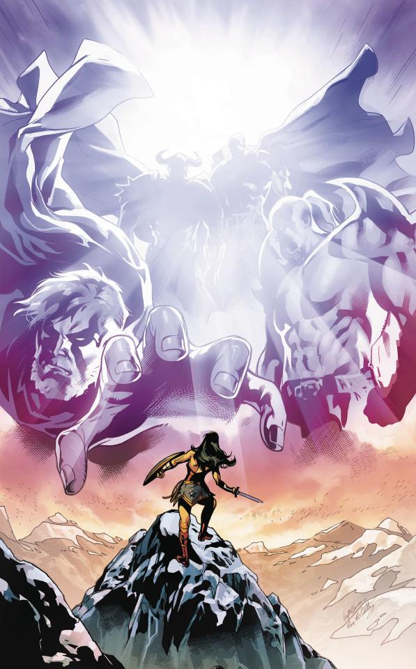 Wonder Woman #46