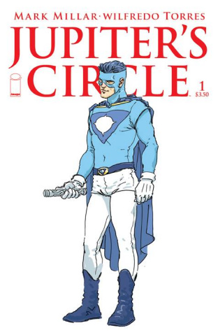 Jupiter's Circle #1 (Quitely Cover B)