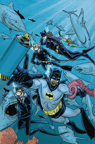 Batman '66 Meets The Man from U.N.C.L.E. #5