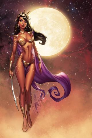 Dejah Thoris #1 (30 Copy Campbell Virgin Cover)