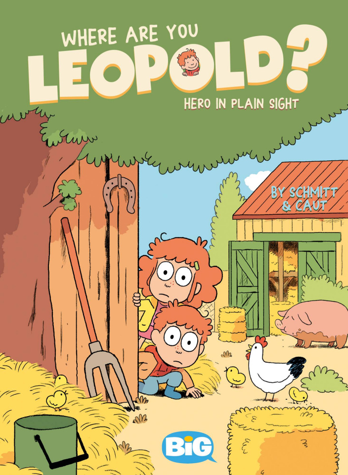 Where Are You Leopold? Hero in Plain Sight