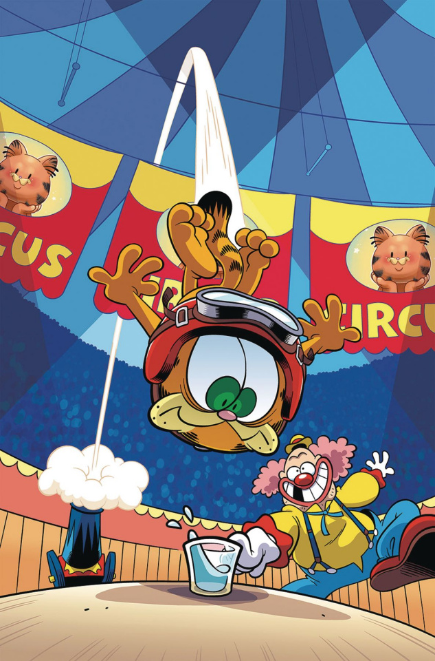 Garfield: Homecoming #1