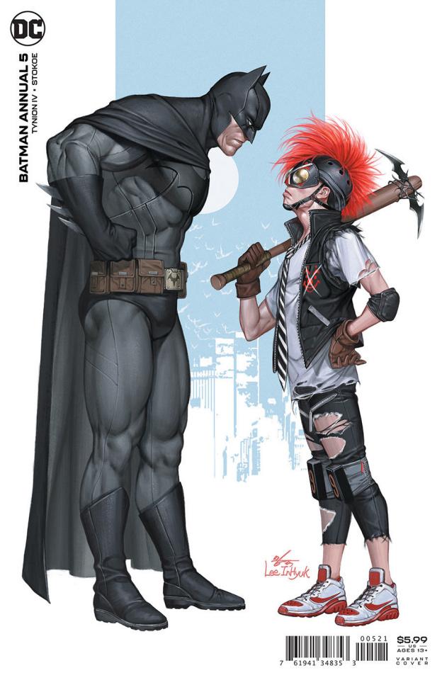Batman Annual #5 (Inhyuk Lee Card Stock Cover)