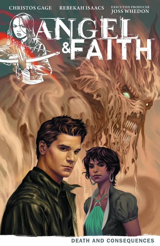 Angel & Faith Vol. 4: Death & Consequences