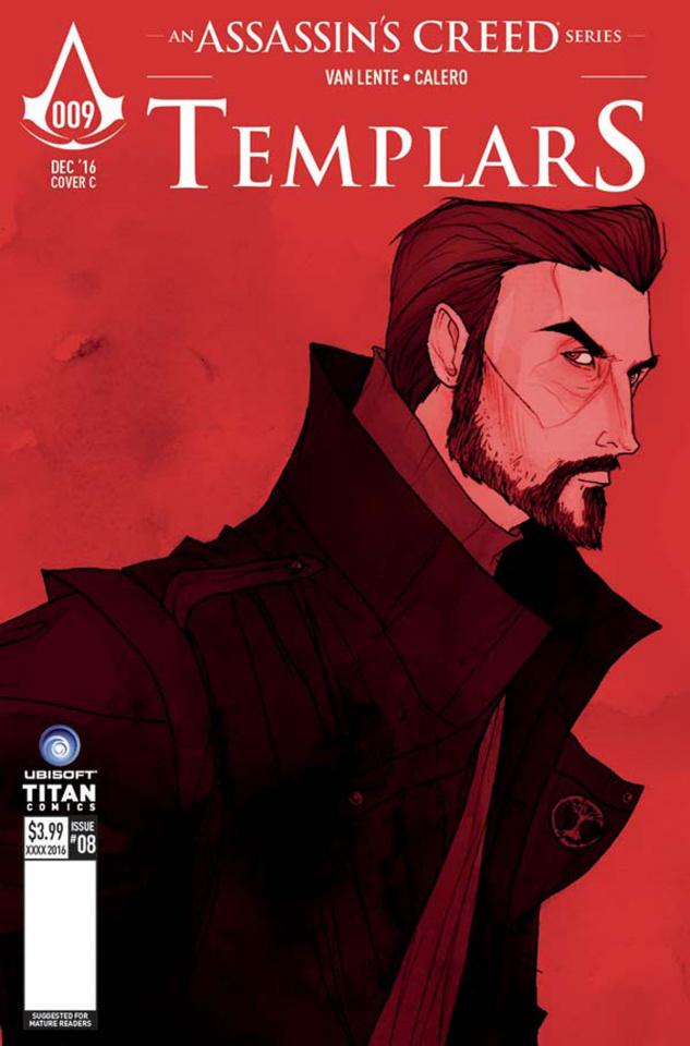 Assassin's Creed: Templars #9 (Larson Cover)