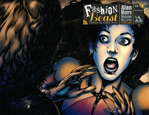 Fashion Beast #7 (Wrap Cover)