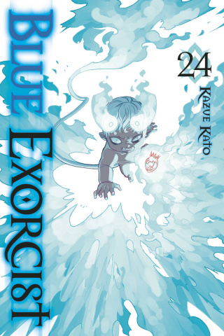 Blue Exorcist Vol. 24