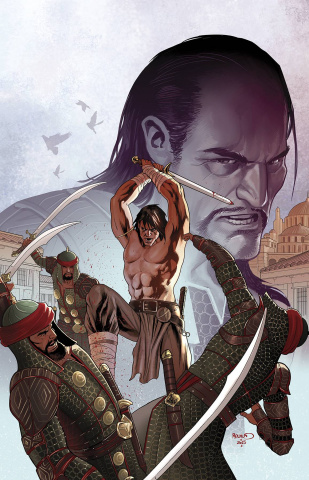 Conan the Avenger #20