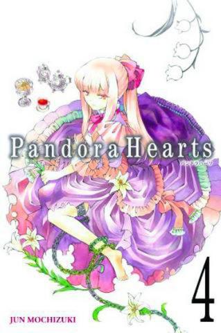 Pandora Hearts Vol. 4