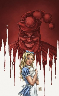 Grimm Fairy Tales: Alice - 10th Anniversary Special #3 (Krome Cover)
