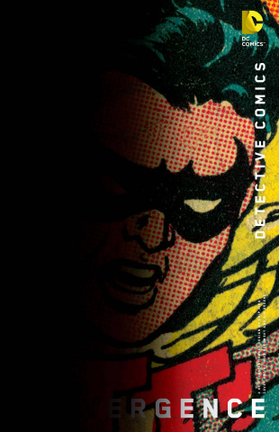 Convergence: Detective Comics #2 (Chip Kidd Cover)