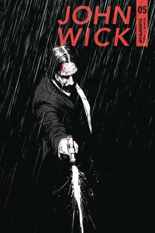 John Wick #5 (McWilliams Cover)