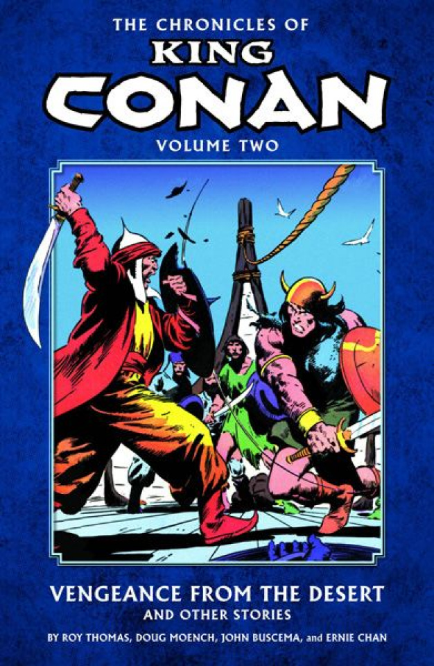 The Chronicles of King Conan Vol. 2