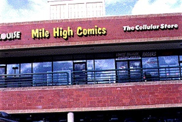 Mile High Comics - Celebrity Store