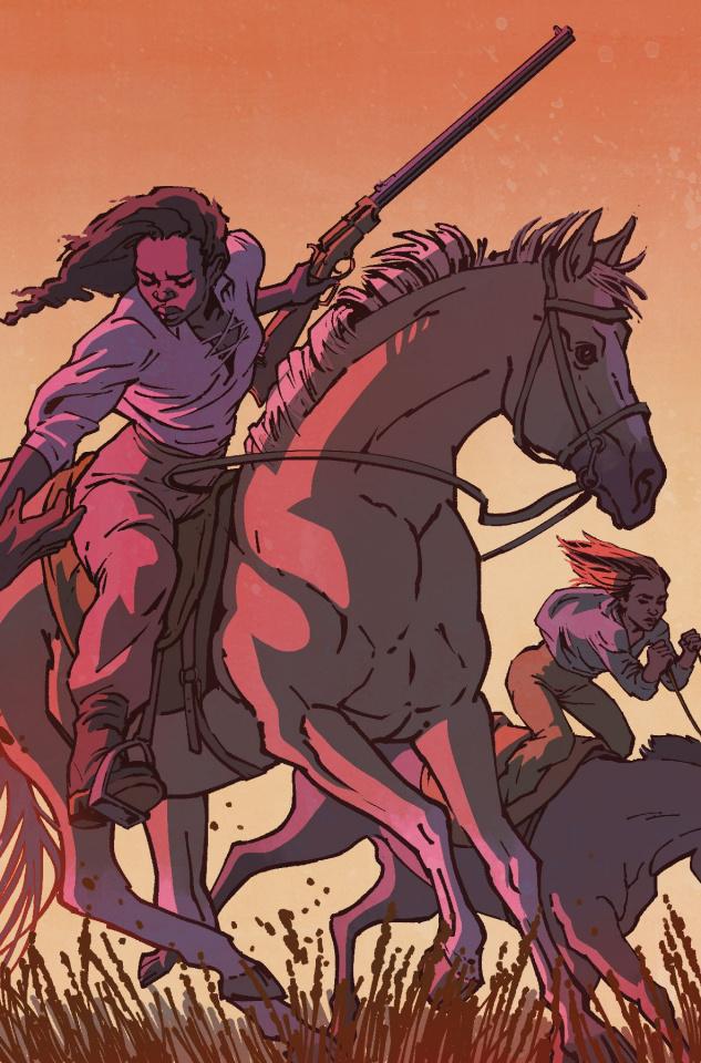 Kill Whitey Donovan #4 (Barahona Cover)