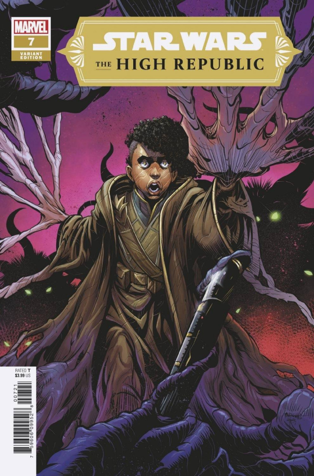 Star Wars: The High Republic #7 (Height Cover)