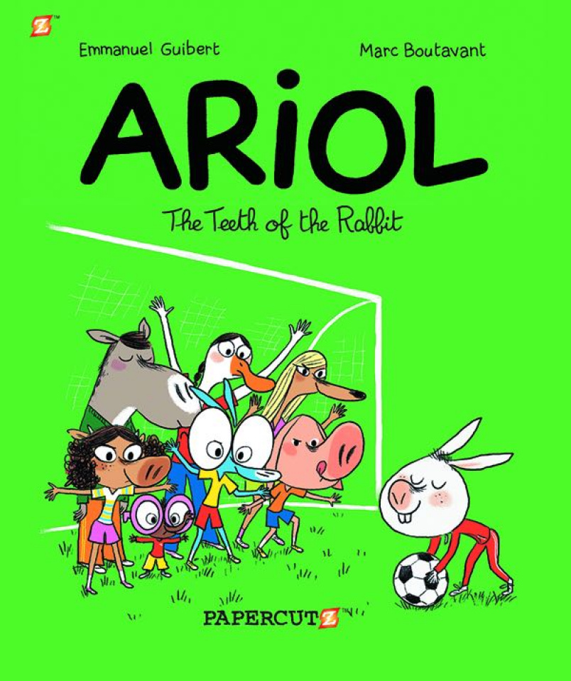 Ariol Vol. 9: The Teeth of the Rabbit