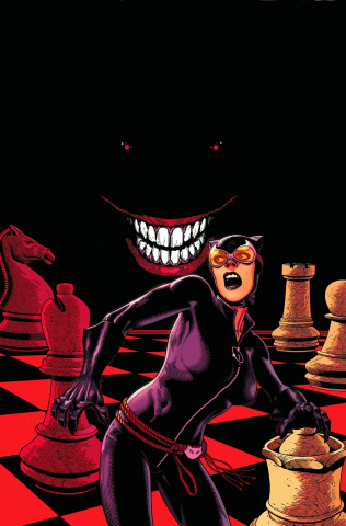 Catwoman Vol. 3: Death of the Family
