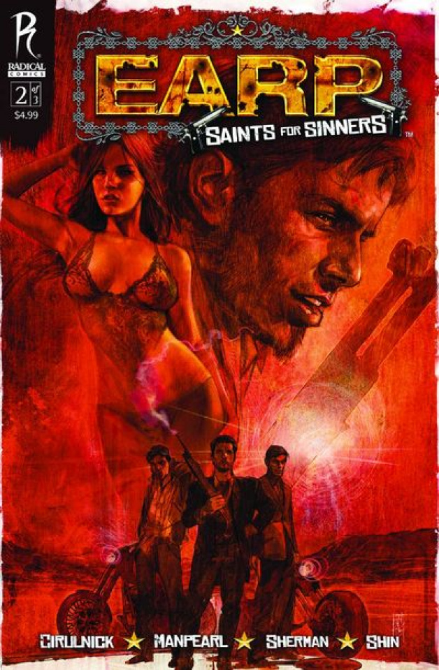 Earp: Saints for Sinners #2