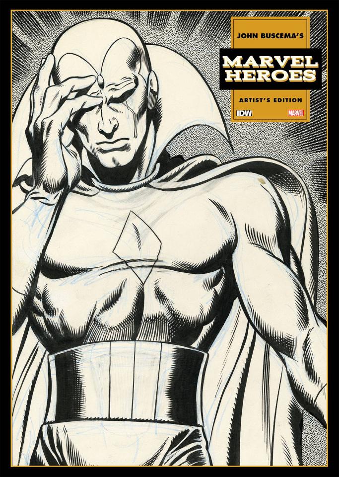 John Buscema's Marvel Heroes Artist's Edition