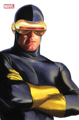 X-Men #13 (Alex Ross Cyclops Timeless Cover)