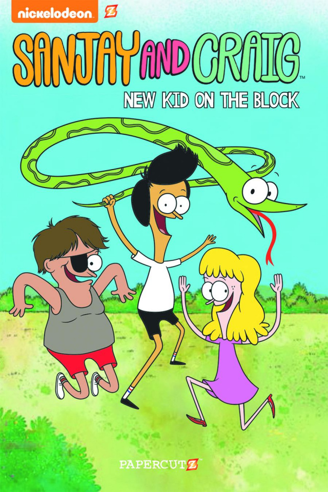 Sanjay and Craig Vol. 2: New Kid on the Block