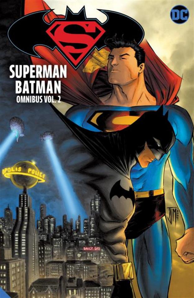 Superman / Batman Vol. 2 (Omnibus)