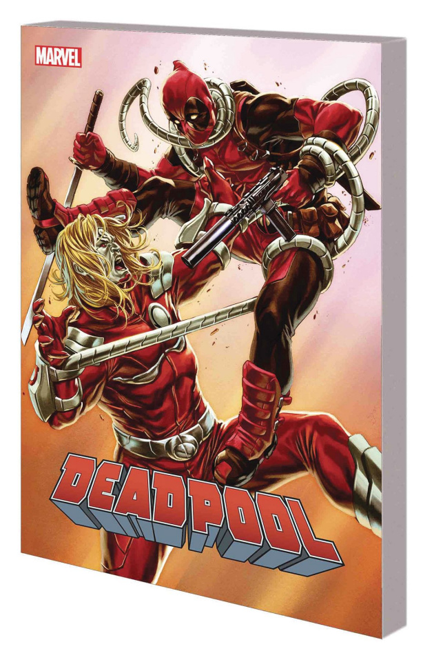 Deadpool by Posehn and Duggan Vol. 4 (Complete Collection)