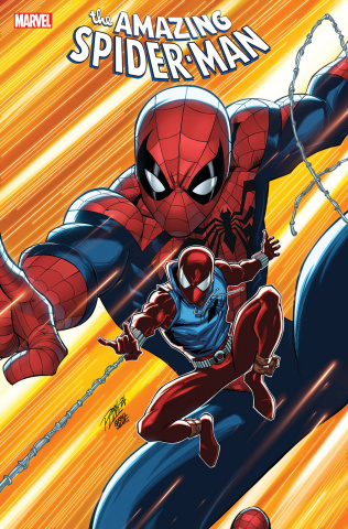 The Amazing Spider-Man #75 (Ron Lim Cover)