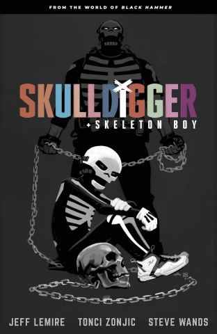 Skulldigger + Skeleton Boy