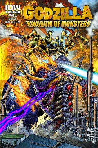 Godzilla: Kingdom of Monsters #6