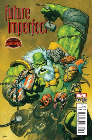 Future Imperfect #2 (Garres Cover)